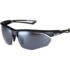 Alpina Nylos HR Glasses black matt